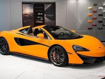 begagnad McLaren 570S Spider -19