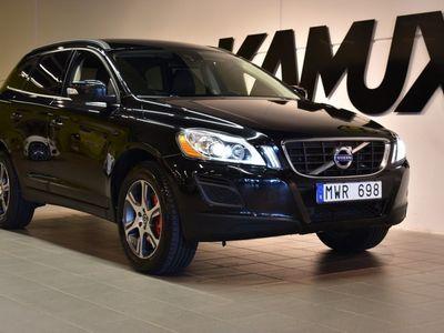 begagnad Volvo XC60 D4 AWD (163hk) Momentum Skinn
