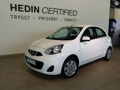 used Nissan Micra 1,2 5DR ACENTA