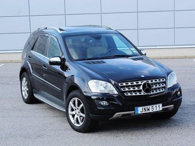 begagnad Mercedes ML320 CDI 4MATIC 224hk Fullutr