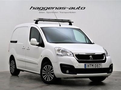 begagnad Peugeot Partner 1.6 BlueHDi / 99hk / PDC / Dr
