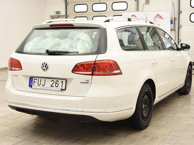 begagnad VW Passat 1.4 TSI 150hk D-VÄRM / 3172MIL / MOMSBIL