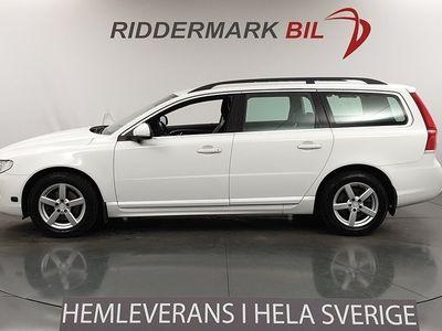 begagnad Volvo V70 D4 Momentum Eu6 Drag Värmare Nyservad