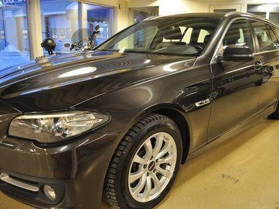 begagnad BMW 530 dA xDRIVE TOURING/DRAG/12 MÅN GARANTI