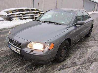 gebraucht Volvo S60 2.4 Kamrem bytt 1 ägare -05