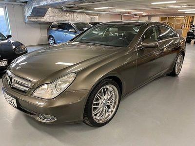 begagnad Mercedes CLS500 7G-Tronic 388hk svensksåld
