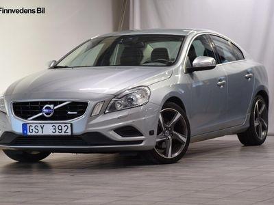 begagnad Volvo S60 T5 240 R-Design 2012, Sedan 129 000 kr