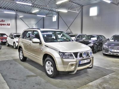 begagnad Suzuki Grand Vitara 2.0 4WD Auto Ny Besiktad