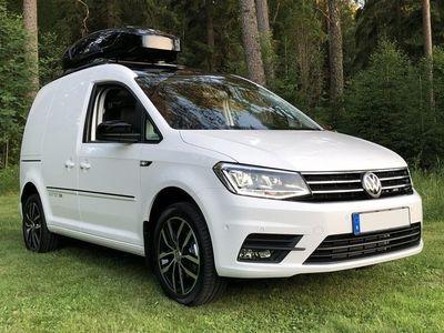 begagnad VW Caddy 1.4 TSI - FULLUTRUSTAD
