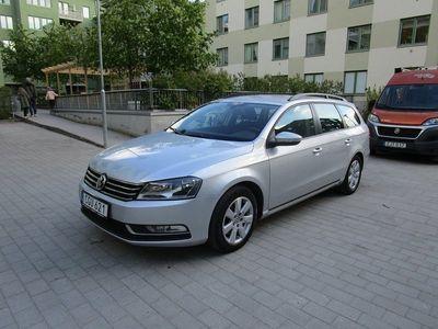 begagnad VW Passat Variant 2.0 TDI BlueMotion Business Edition 140hk