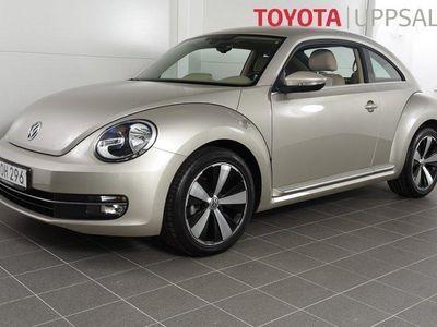 gebraucht VW Beetle 1,2TSI 105hk Premium pkt -16