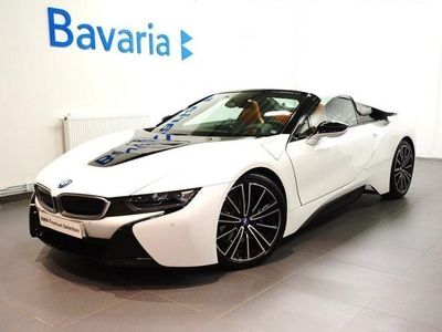 begagnad BMW i8 Roadster 1.5 + 11.6 kWh Travel Connect -19