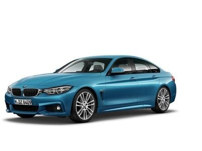 begagnad BMW 430 Gran Coupé i xDrive M Sport Navigation