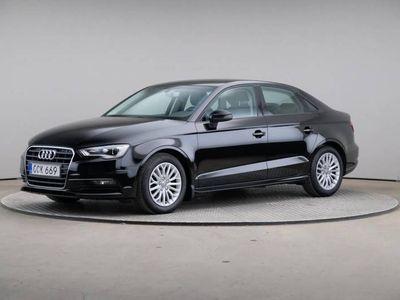 begagnad Audi A3 TDi 150 hk Sedan