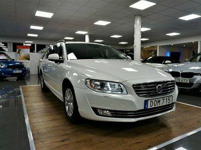 begagnad Volvo V70 D4 Geartronic Momentum Euro 6 181hk