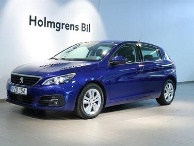 begagnad Peugeot 308 5d Active 1,2 130hk Aut8 Apple CarPlay