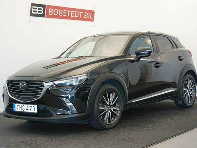 begagnad Mazda CX-3 2.0 AWD 150hk Optimum, Automat