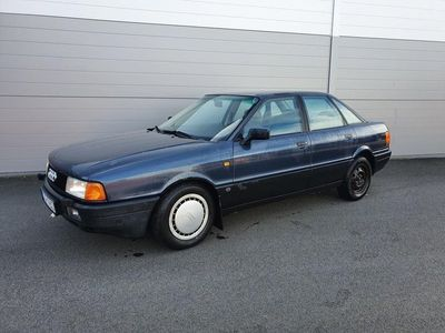 begagnad Audi 80 / 7900mil / Nybesiktigad