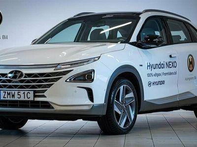 begagnad Hyundai Nexo - 120kw Fcev Premium