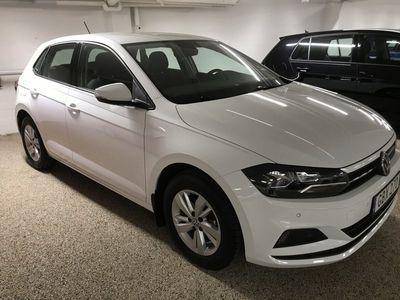 begagnad VW Polo 1.0 TSI BlueMotion