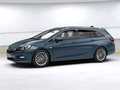 begagnad Opel Astra Dynamic ST 1.4T 125hk -17