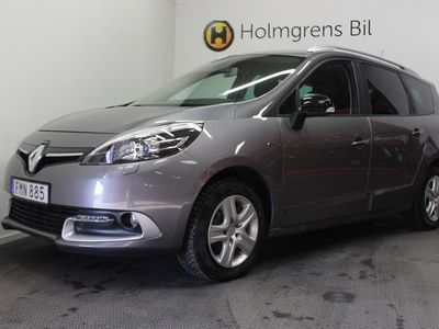 used Renault Grand Scénic III 1.5 dCi (110hk) 7-SITS