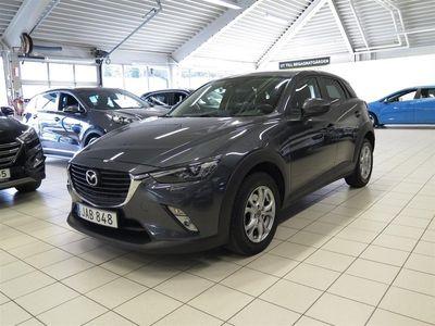 begagnad Mazda CX-3 2.0 FWD 120HK / Navi