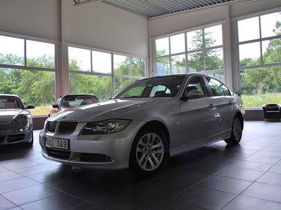 begagnad BMW 325 Aut, Adv, Dragkrok, Extremt välskött