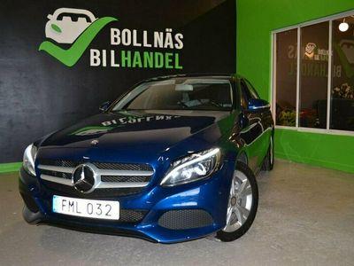 begagnad Mercedes C220 204BLUETEC