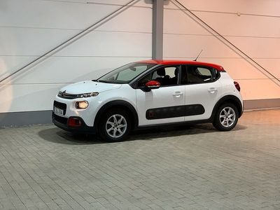 begagnad Citroën C3 1.2 PureTech 82 Hk FEEL