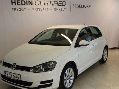 begagnad VW Golf VII VII 1.2 TSI 5dr Apple 110hk S+V-Hjul