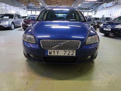 begagnad Volvo V50 2.4 Kinetic 140hk