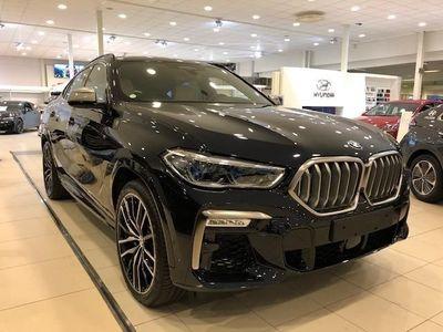 begagnad BMW X6 M50i Innovation Winter Bowers & Wilkins