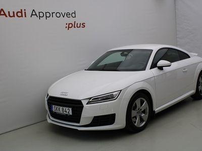 begagnad Audi TT 1.8 TFSI 180 HK