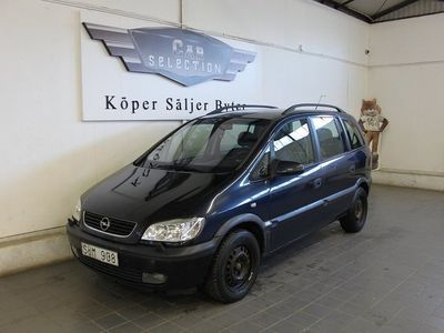 begagnad Opel Zafira 1.8 7-sits 125hk