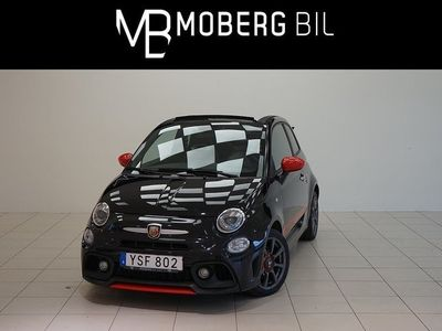begagnad Abarth 595 Cabriolet 1.4 Turbo 145hk EURO6 Leasbar