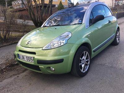 begagnad Citroën C3 Pluriel 1,6 -03