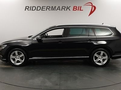 begagnad VW Passat 2.0 TDI BiTurbo Sportscombi 4MOTION (240hk) Executive