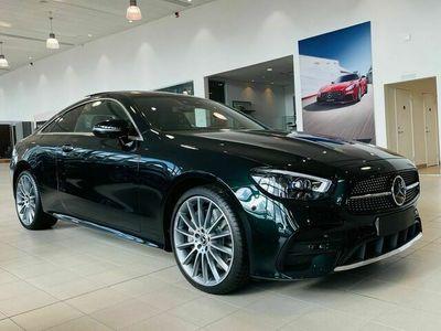 begagnad Mercedes 450 - Benz E4MATIC Coupé