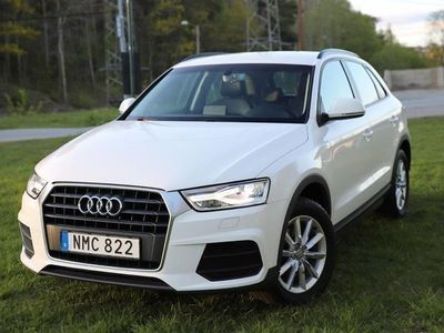 begagnad Audi Q3 2.0 TDI Sports Edition