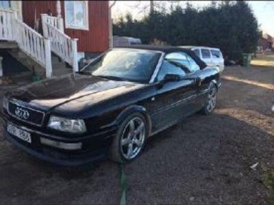 brugt Audi 80 cab 2.6 -95