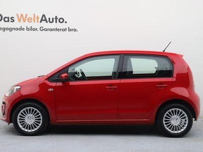 begagnad VW up! HIGH 75HK/Driverpaket