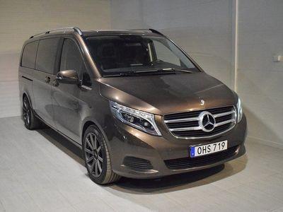 brugt Mercedes V250 d 7G-Tronic Lång Plus (Di -16