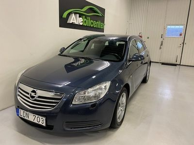 begagnad Opel Insignia 1.6Turbo Sports Tourer/ 180hk/NYBES/NYSER
