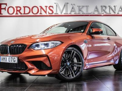 begagnad BMW M2 COMPETITION 410HK M-SPORT AUT NAVI