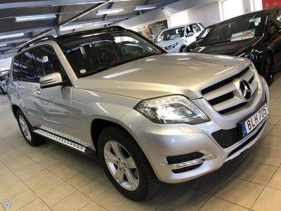 brugt Mercedes GLK220 CDI (170hk) 4MATIC PANO 1,99%