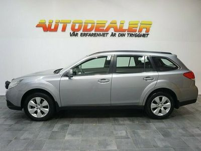 begagnad Subaru Outback 2.0 4WD 2011, Kombi 64 900 kr