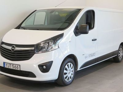 begagnad Opel Vivaro 1.6 CDTI L1H1 Drag / Värmare