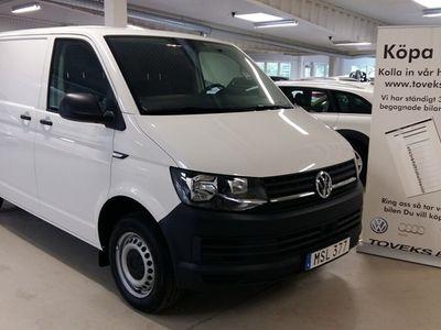 begagnad VW Transporter T6Skåp 2,0 TDI 150hk -18