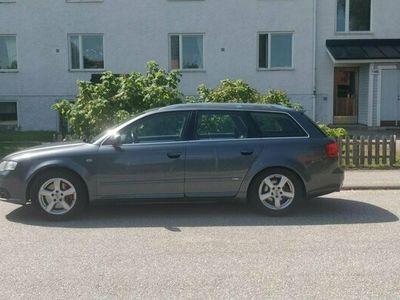 begagnad Audi A4 AVANT 2,0T QUA